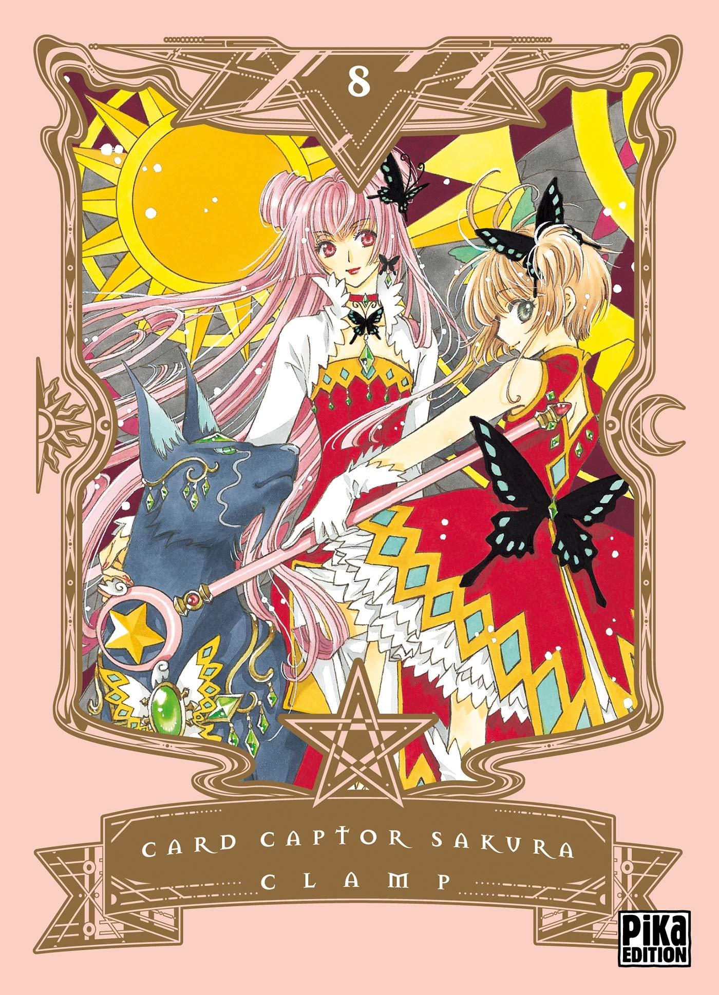Tome 8: C'est la grande kermesse de l'école, l'occasion pour Sakura d'y passer du temps avec Yukito ! Mais une fois encore, rien ne se déroule comme prévu et c'est Yué qui doit intervenir. Alors que Sakura se retrouve à nouveau confrontée à des rêves étranges, des invocations inconnues apparaissent au cœur du sanctuaire Tsukihime…