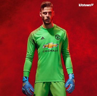 Maillot Domicile Manchester United David De Gea