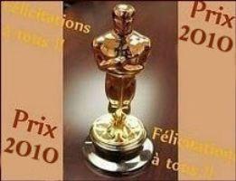 Prix 2010