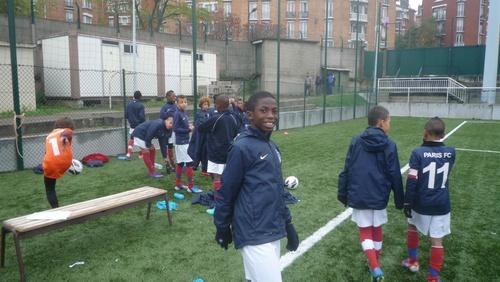 Paris FC vs Moissy Cramayel