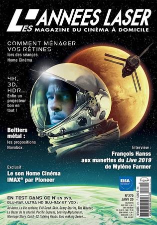"""Les Années Laser N° 270 janvier 2020 """"Magazine"""""""