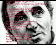 Mourir d'Aimer Dédicace pour Papy59