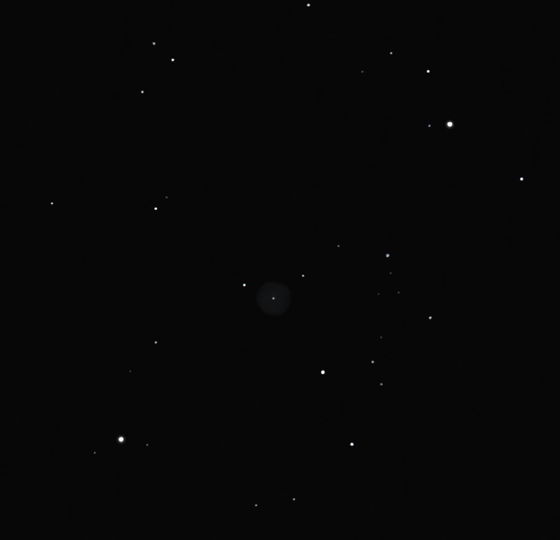 Abell 78 planetary nebula