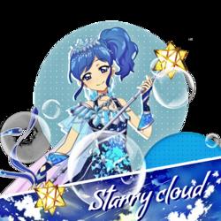 Starry cloud   Tuto de Nesumi