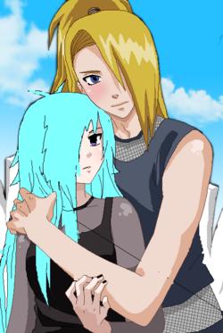 Deidara et Suzuka