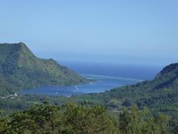 2019 : Chili, Ile de Pâques, Polynésie