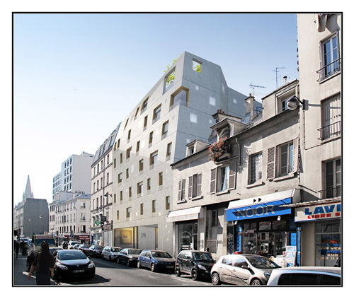 Comment un quartier se transforme : l'exemple du 10ème arrondissement.