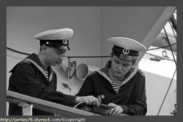 L'Armada et ses marins