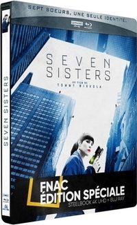 [UHD Blu-ray] Seven Sisters