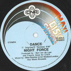 Night Force - Dance