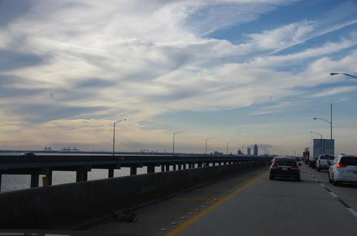 La route de la Louisiane