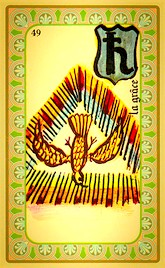 La Grâce - Oracle Belline - Regard sur un Autre Monde - Spirituel