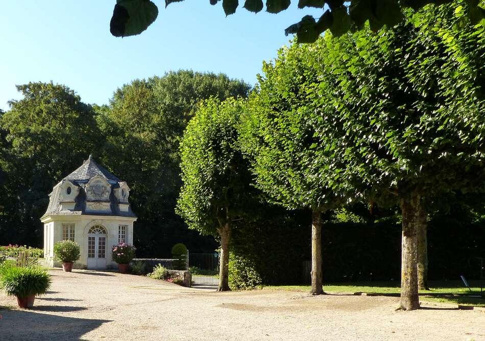 Parc du château de Villandry.