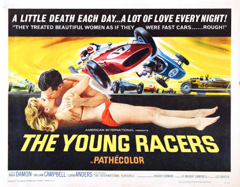 THE YOUNG RACERS BOX OFFICE 1963