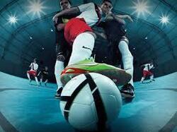 Calendrier des entraînements de Futsal jusqu'aux vacances de Noël