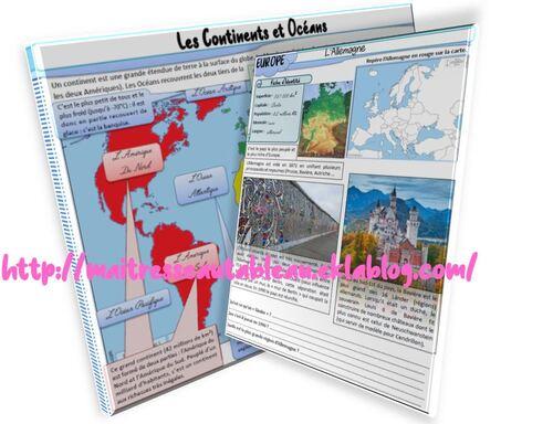 Lectures Documentaires : Tour du Monde