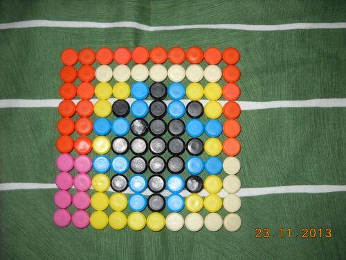 Modèles pour jeu de mosaïques perles...