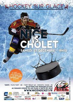 Nice - Cholet