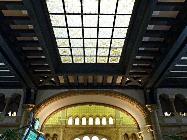 Gare de Metz Hall Départ - 29 05 10 - 18