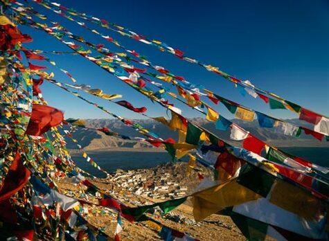 Le Tibet et la Haute Spiritualité Himalayenne