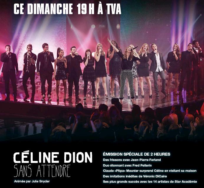 Spécial Céline Dion