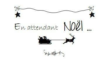 Calendrier de l'avent Noël 2017