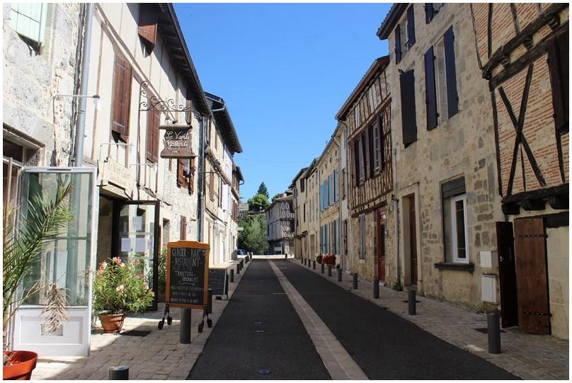 Balade dans la ville de Nérac