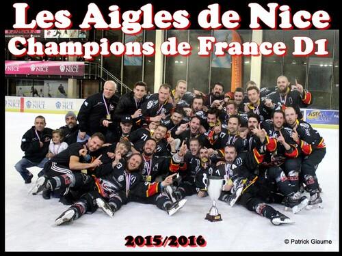 Champion de France D1