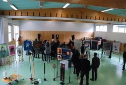 Exposition à Gandelu