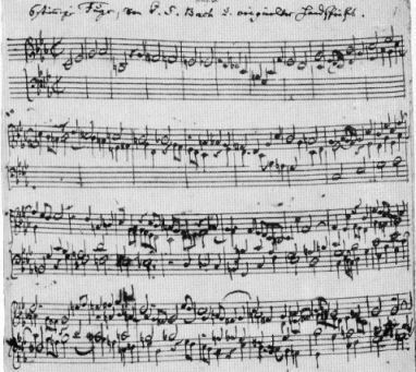 Blog de colinearcenciel :BIENVENUE DANS MON MONDE MUSICAL, LA  PARTITION ORIGINALE de  L'OFFRANDE MUSICALE de JEAN SEBASTIEN BACH