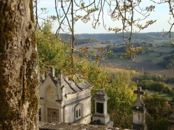 Penne 30 : cimetière