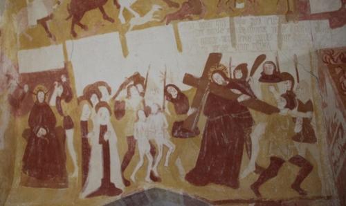 L'église d'Antigny (suite)