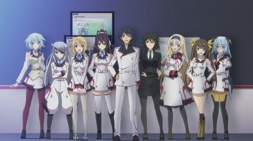 Surprise: Infinite Stratos 2 OAV 2 - World Purge