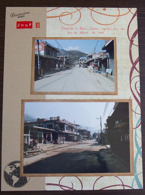 Mylène - Scrap : Album Népal (5)