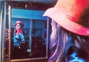 Novembre 1972 : Shooting Gilbert Moreau pour Podium