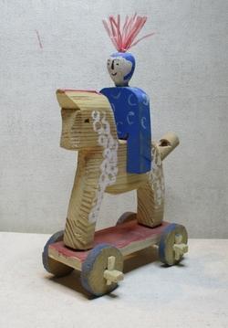 """A225 un """"cheval à musique"""""""