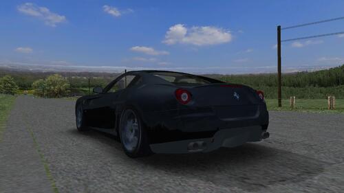 Ferrari 599 V12