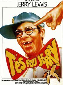 T'ES FOU JERRY BOX OFFICE FRANCE 1983