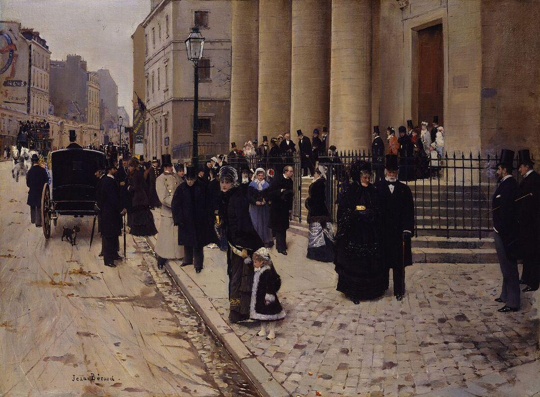 Jean Béraud (1849-1935) / l'art de la belle époque