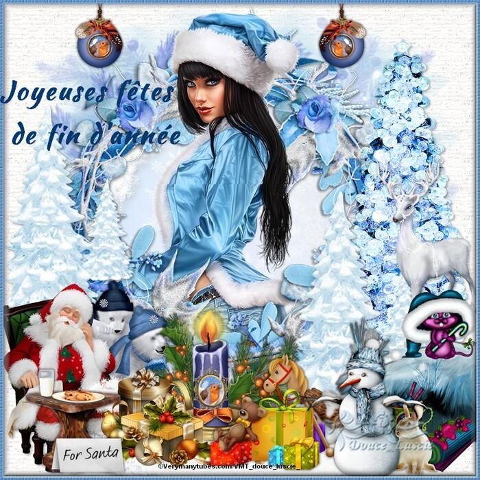 Joyeux Noel les ami(es)