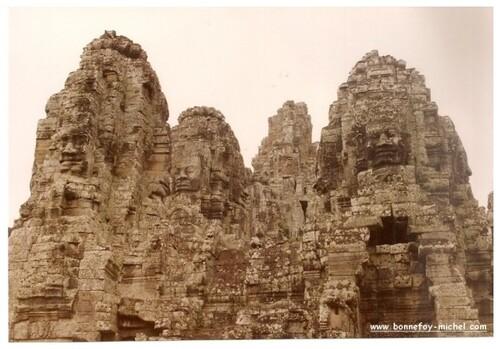 Cambodge 1993. Angkor Wat 2.