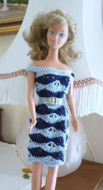 Barbie,un rien l'habille ...la fin