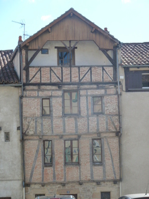 Le Lot - Figeac