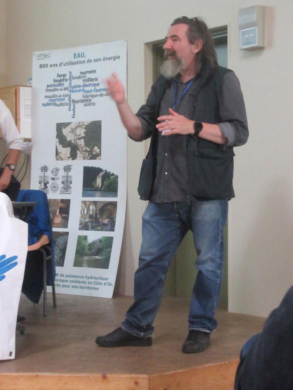 Visite et conférences avec l'association ARPOHC