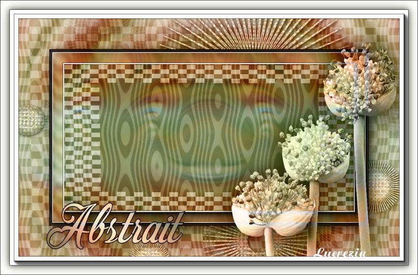 Défi n° 22 - Abstrait 190501013037350356