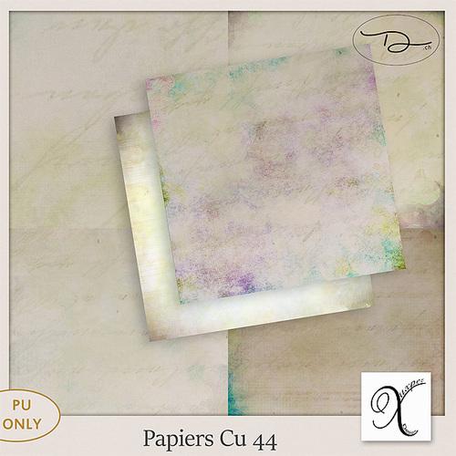 Papiers CU
