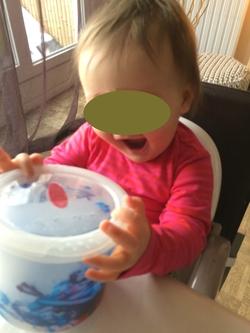 Peinture à la boite (- 18 mois)