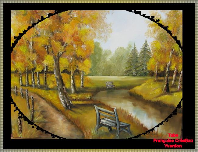 Paysages d'Automne (01 à 10)