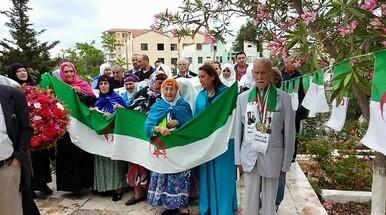 Algérie (Béjaia) : insignifiante commémoration  du 22 mai 1945 à Melbou