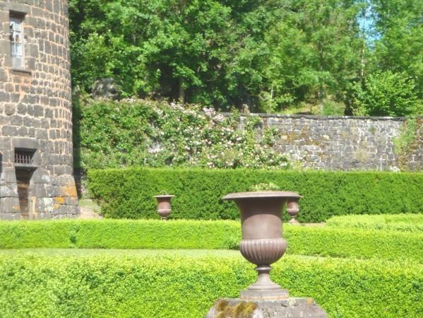 Château-Dauphin Jardin d'agrément3